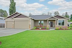 Open House! NEW 2474 sq ft Rambler On Over 2 Acres! in Fort Lewis, Washington