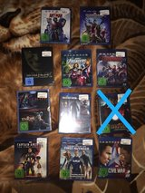 All MARVEL BluRay Movies in Wiesbaden, GE