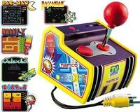 Namco Jakks Pacific PAC Man Plug and Play TV Video Game 5 in 1 Arcade Retro in Morris, Illinois