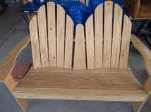 Adirondack Love Seat in DeRidder, Louisiana