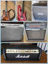 Guitars & Amps in Yucca Valley, California