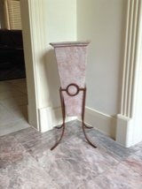 Vase/Iron Stand in Kingwood, Texas