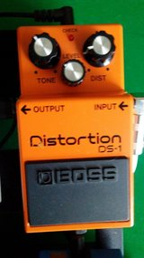 Boss DS1 Distortion pedal in Fort Campbell, Kentucky
