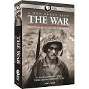 "PBS VIDEO SERIES  ""THE WAR""  NIB/SEALED  6 disc set by Ken Burns in Naperville, Illinois"