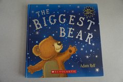 Hardcover: The Biggest Bear by Adam Relf in Aurora, Illinois