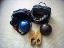 Bowling Balls with bags in Norfolk, Virginia