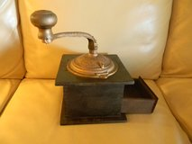 Imperial Antique Coffee Grinder by Arcade Manufacturing Company in Aurora, Illinois