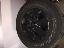 Tires and rims in Naperville, Illinois