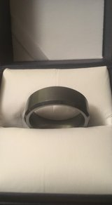 Tungsten Carbide Men's Ring (size 10) in Fort Rucker, Alabama