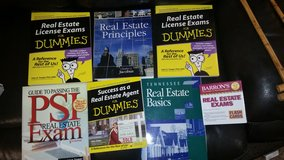 Real estate training books in Clarksville, Tennessee