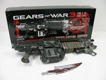 gears of war lancer in Lawton, Oklahoma
