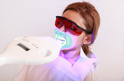 Teeth Whitening in Okinawa, Japan