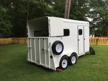 Horse Trailer - 1994 Trail-et New Yorker in Camp Lejeune, North Carolina
