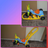 Little Tikes rock and ride in Travis AFB, California