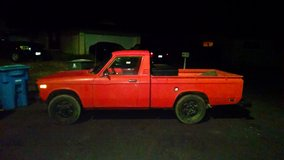 Chevy luv in Travis AFB, California
