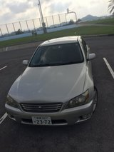 1999 Toyota Altezza Low Miles in Okinawa, Japan
