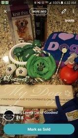 Dog Lovers Lot of Great Goodies! in Lockport, Illinois