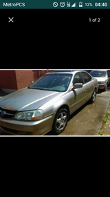 Awesome Acura 3.5RL V6 in Clarksville, Tennessee