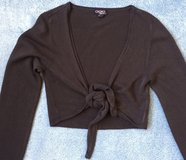 Women's Crop Sweater Top Size L in Fort Campbell, Kentucky
