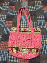 Vera Bradley tote bag in Okinawa, Japan
