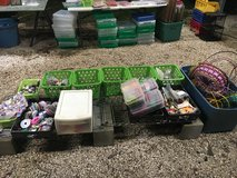 Craft Supplies/Yard Sale in Baytown, Texas