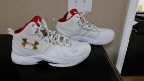 Under Armour Stef Curry shoes in Baytown, Texas