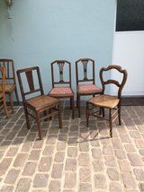 antique chairs from France in Ramstein, Germany