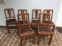 6 nice antique chairs from France shabby chic in Ramstein, Germany