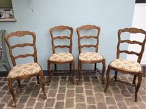 4 beautiful antique chairs french Shabby chic in Ramstein, Germany