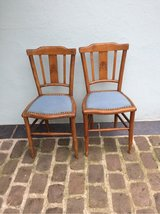 2 charming antique chairs french shabby chic in Ramstein, Germany