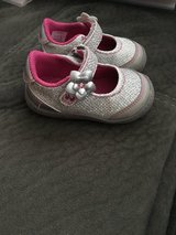 Silver Stride Rite Shoes Size 3 in Bartlett, Illinois