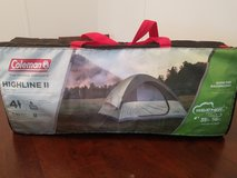 Coleman Highline 2 (4 person) Tent in Camp Lejeune, North Carolina