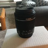 Canon EF S 18--55mm IS STM Lens in Naperville, Illinois