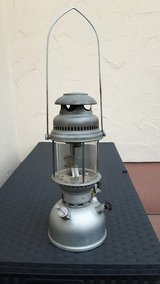 "Original Bundeswehr German-Made Petromax ""Geniol"" Lantern *New Reduced Price* in Spangdahlem, Germany"