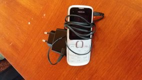 Nokia cell phone with charger in Ramstein, Germany