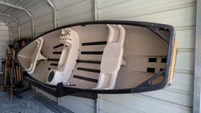 Canoe with trolling motor and MANY accessories in Fort Campbell, Kentucky