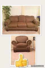 2 piece couches / very comfortable /negotiable in Bellaire, Texas