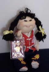 Rice Paddy Doll : Republic of China Passport in Kingwood, Texas