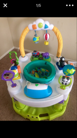 Like new triple fun ExerSaucer in Bellaire, Texas