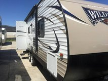 2017 FOREST RIVER WILDWOOD T210RBXL. in Camp Pendleton, California