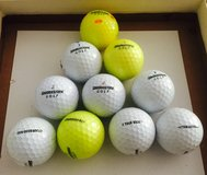 30 Bridgestone Tour B330-RX used golf balls near mint condition in Oswego, Illinois