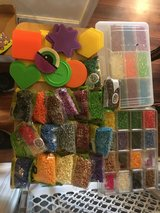 About 18 opened packs and more Perler Beads in Elizabethtown, Kentucky