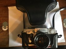 Petri FT 35 MM Camera with Case in Elizabethtown, Kentucky