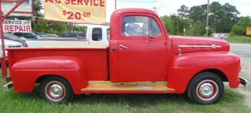 1951 Ford F-1 in The Woodlands, Texas