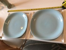 Plate set lot 4 pieces in Okinawa, Japan