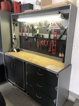 Coleman work bench-tools NOT included in Oceanside, California