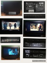 "Olivia 46"" Flat Screen TV in Joliet, Illinois"