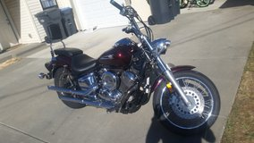 2007 Yamaha V Star 1100 Custom in Travis AFB, California
