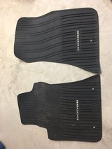 2014 Dodge Challenger All Weather Mats Slush Mats in Naperville, Illinois