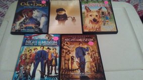 Various DVD's in Lawton, Oklahoma
